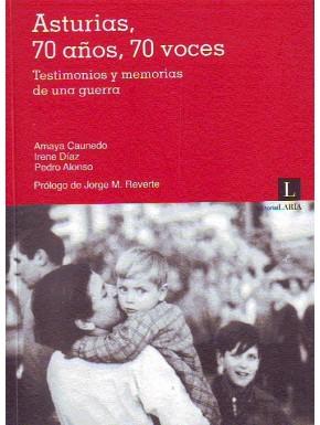 Asturias, 70 años, 70 voces