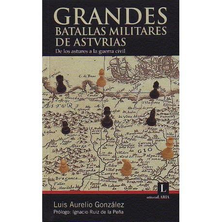 Grandes Batallas militares de Asturias